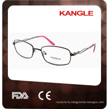 2017 china wholesale transparent eyeglasses frame
