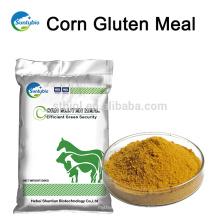 Heißer Verkauf Mais-Mais-Gluten-Mahlzeitpreis für Geflügel-Zufuhr