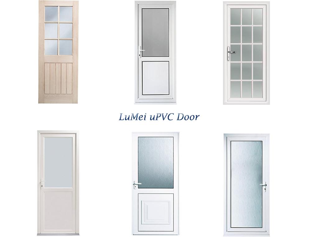 pvc doors ..