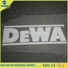 reflective heat transfer letters for clothing