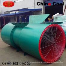 Ventilateur industriel de ventilateur de ventilateur d'échappement de parking de tunnel de SDS Jet