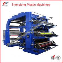 Automatische Etiketten Flexodruckmaschine / Drucker (WS806-1000ZS)