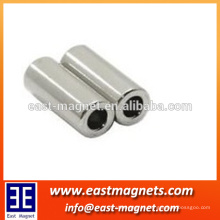 Neodymium magnet composite and ring shape neodymium magnet