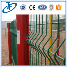 Powder Coated Sheet Metal Fence Panel