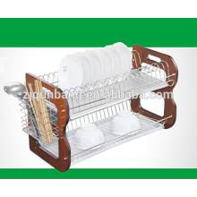 Secador de prato de aço não corrosivo / não ferrugente
