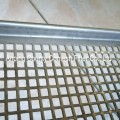 Stainless Steel Perforated Dehydrator Drying Tray