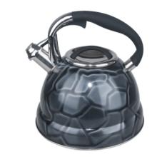 2.5L enamelware tea kettle