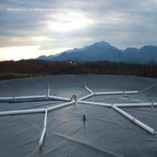 Вкладыш из полиэтилена высокой плотности 40 мил / вкладыш для пруда для выращивания креветок