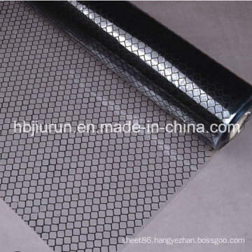Grid Transparent Anti-Static PVC Strips Curtain