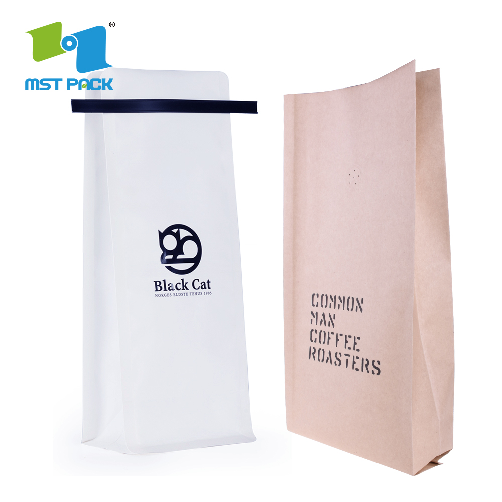 Custom Aluminium Foil Stand Up Pouch