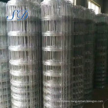 Galvanized Cattle Fence/Field Grassland Fence For Cattle / Sheep / Horse