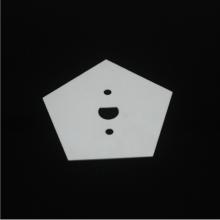 Cuchilla de cerámica de óxido de circonio estabilizada con itria