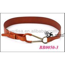 Старинные западные кожаные кожаные пояса металла продают оптом с размером 4.25cmW * 84cmL BB0050-3
