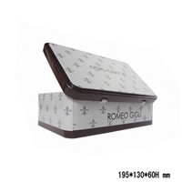 Square Tin Box 2