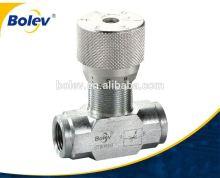 With 10 years experience supply copper f-cock nickle-plate combined valve for 2015