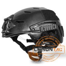 Capacete tático anti capacete motim fornecer proteção completa para cabeça