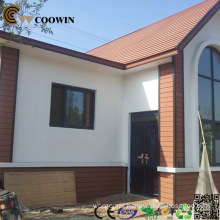 Exterior Wall Decorative Composite Panel WPC Wall Panel