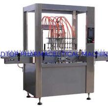 Qx botella de vidrio líquido de la máquina de llenado Botella de aire de la botella de lavado de la máquina