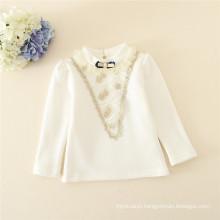 baby girls winter clothing girls lace flower design 2015 fashion girls clothing