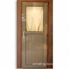 German Style UPVC Door, Customized Requirements are Accepted, Tailor-made Solutions