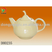 2011 Customer ceramic pumpkin shaped teapot