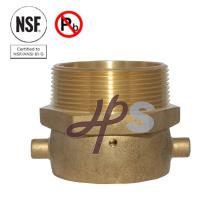 adaptador de hidrante de bronze de chumbo livre