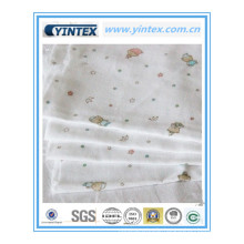 Hot Sale 100% Cotton Fabric for Baby