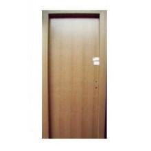 Bündige Tür mit Furnier (FD09)