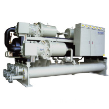 Industrial Screw Water Chiller\Water-Cooled Chiller