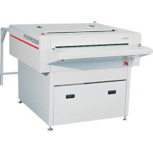 PS plate automatic developing machine