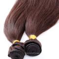 Extensão de cabelo remy virgem humano indiano 100 não transformados
