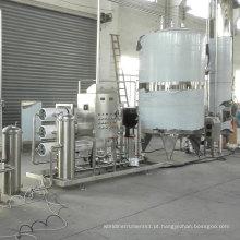 Sistema de filtro de carbono para máquinas de filtro RO