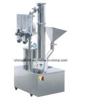 Machine à polir verticale de capsule, polisseur de capsule avec la trieuse, machine de polisseur de capsule (JFP-B)