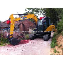 China Micro 0.3m3 Excavator 8ton Mini Excavator
