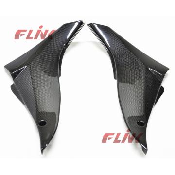 Motorrad Carbon Fiber Parts Seitenwand für Kawasaki 10r 08-09