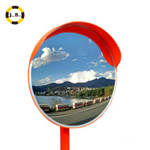 120cm acrylic outdoor convex mirror for roadway traffic safety clear view large angle