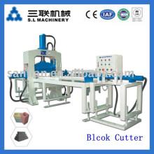 Bloque de bloques de hormigón \ Bloqueador de bloques de hormigón \ Máquina de corte de bloques de hormigón