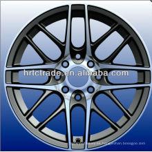 15 pulgadas hermosas 8 agujero 114.3mm réplica de la rueda de coche deportivo