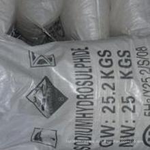 Гидросульфид натрия хорошего качества 70% для промышленного сорта