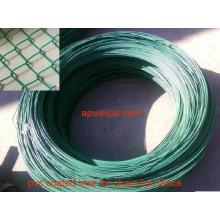 Fil recouvert de PVC pour la clôture de liaison en chaîne