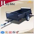 American manual dump farm trailer