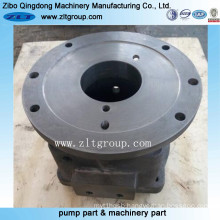Ductile Iron ANSI Goulds Pump Parts Bearing Frame