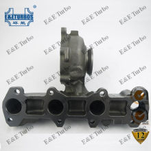Collecteur Turbo GT17 767835 755042 755373 752814 740080