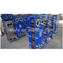 Marine Cooler ,gasket type heat exchanger for sea water, heat exchanger manufacture