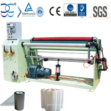 Máquina de rebobinado Xw-801A para cinta adhesiva