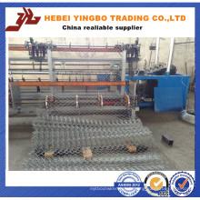 Yb-053 Vente chaude et machine de clôture de chaîne à chaîne durable