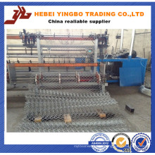 Yb-053 Hot Sale and Durable Chain Link Fence Machine