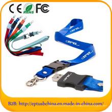 Tape design pendurar corda USB flash drive (et104)