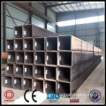 ASTM Seamless Square Steel Pipe Square Hollow Section