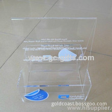 Attract The Attention Of The Acrylic Display Rack